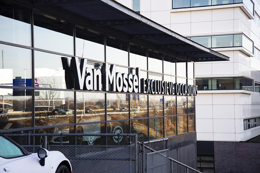 Van Mossel Exclusieve Occasions